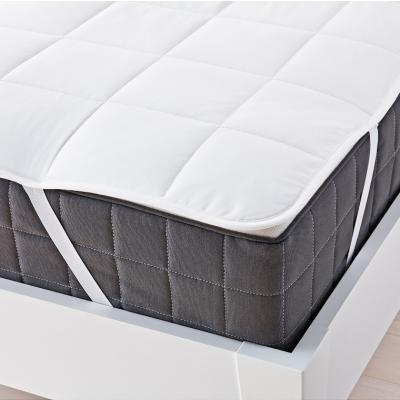 Cotton with Straps Mattress Protector
