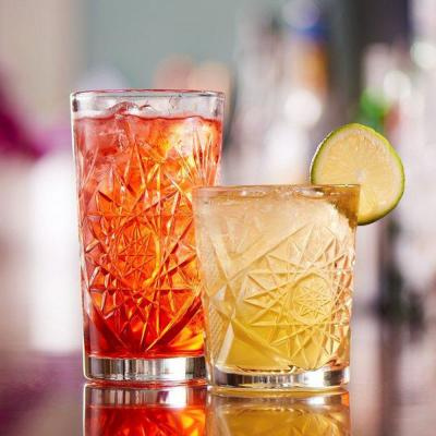 Cut Glass Tumblers & Highballs