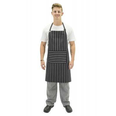 Black & White Aprons