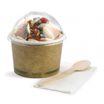 Paper Bowl Containers & Lids