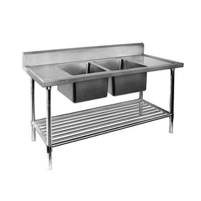 Stainless Steel Benches, Trolleys & Shelves