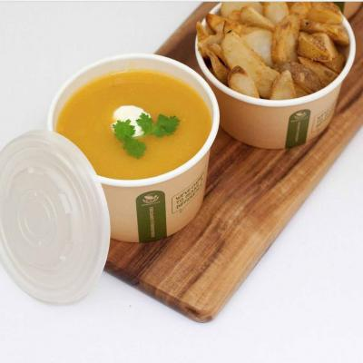 Soup Containers & Lids
