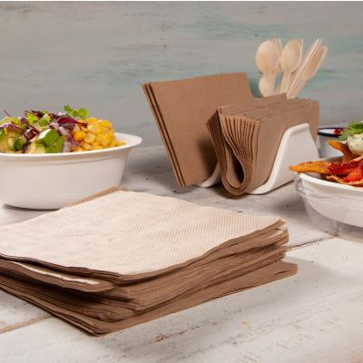 Kraft Brown Napkins