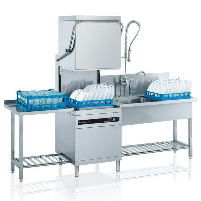 Commercial Ware-Washing
