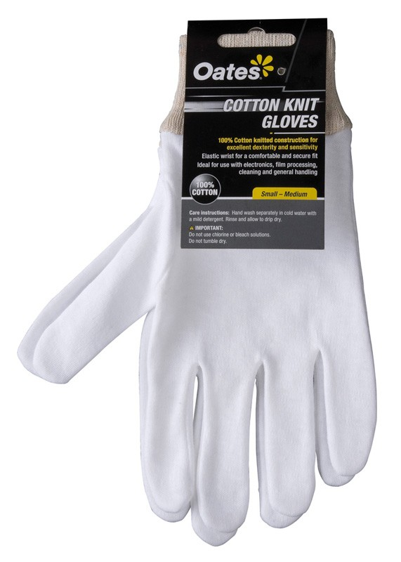 Image of Glove Cotton Medium - Large