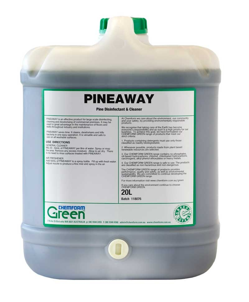 Image of Pine Away Disinfectant 20ltr (1)