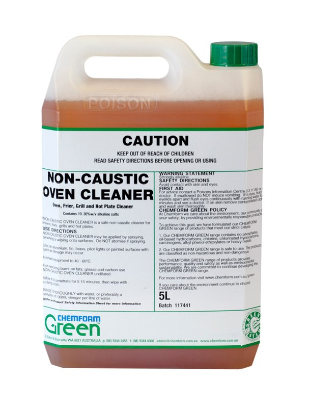 Image of Oven Cleaner Non Caustic (Eco Friendly)