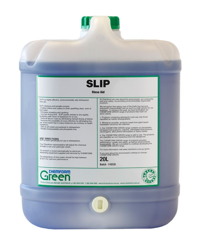 Image of Slip Rinse Aid 20ltr (1)