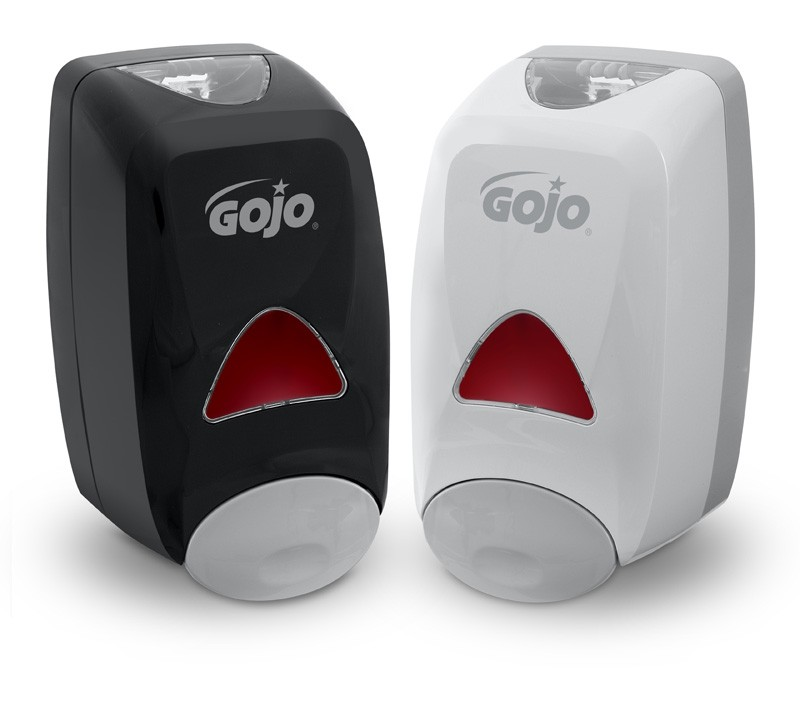 Image of Gojo Dispenser 1.25ltr For Foam Soap 12600 & 12601