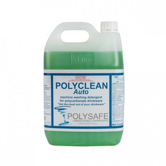 Image of Polyclean Auto Machine Dishwashing 5ltr