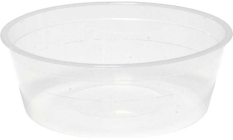 Image of Capri Round Takeaway Container 70ml 100/Pkt
