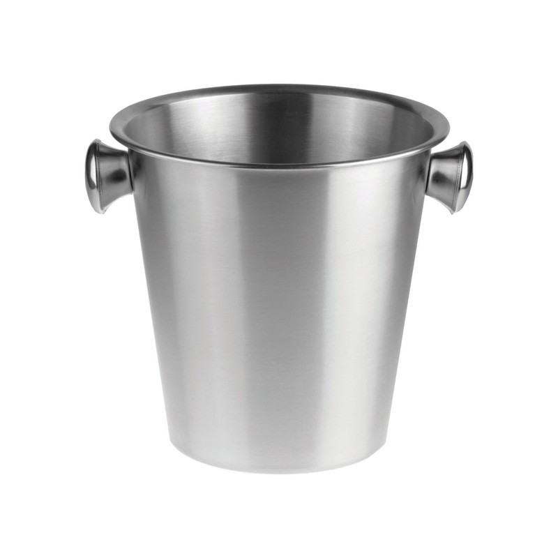 Image of Ice Bucket S/S 4ltr Satin Finish