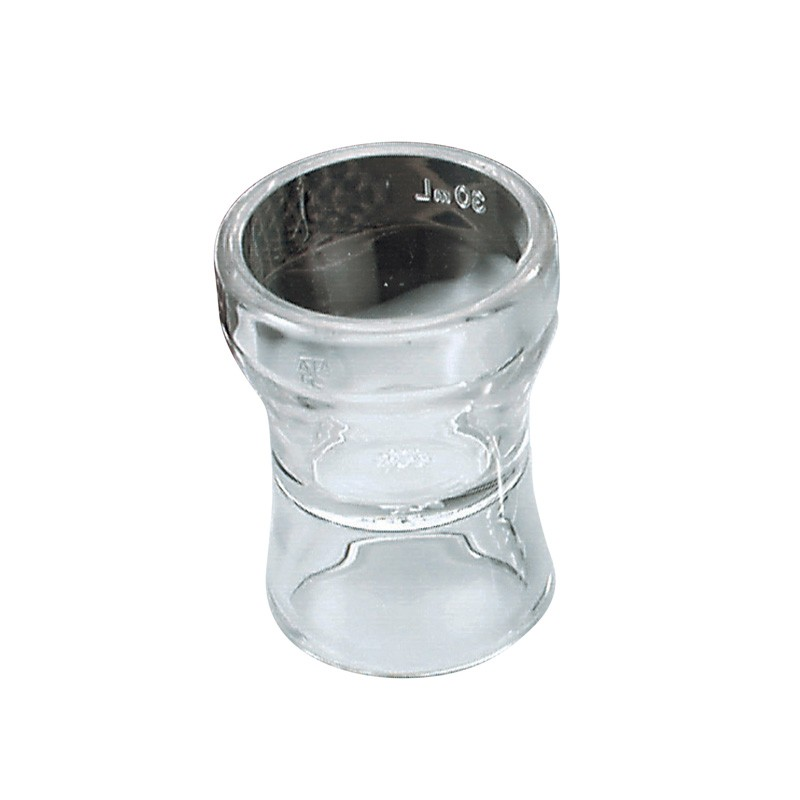 Image of Spirit Measure 15/30ml Clear Polycarb W&M