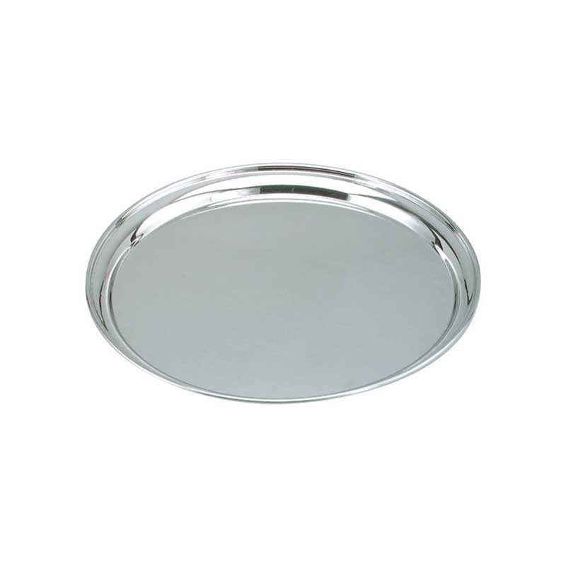 Image of Tray S/S Round 400mm