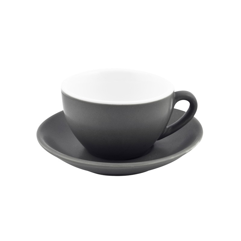 Image of Bevande Intorno Slate Cappuccino Cup 200ml