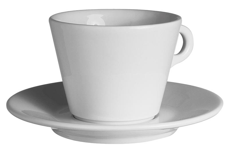 Image of AFC Flinders Contemporary Cappuccino Saucer