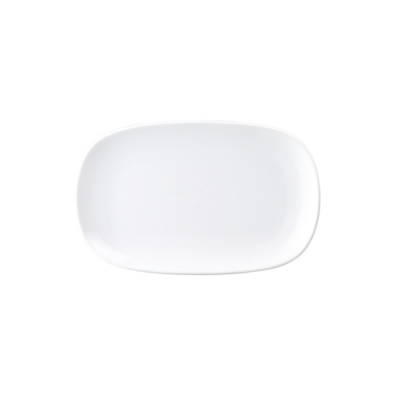 Image of Chelsea Rectangle Coupe Platter 265mm