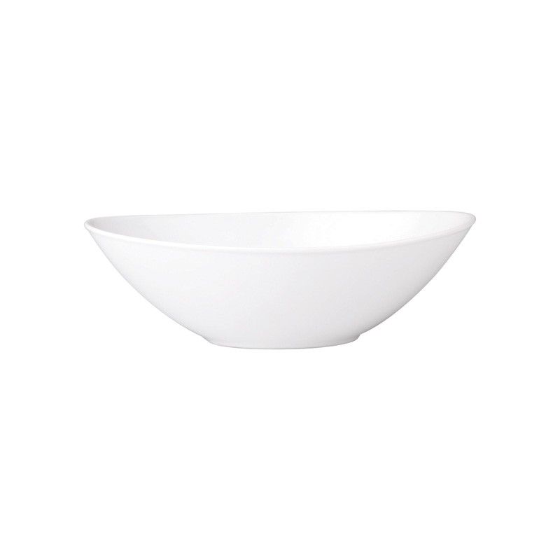 Image of Chelsea Oval Salad Bowl 250Mm