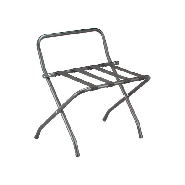 Luggage Rack Chrome 62 x 46 x 43cm (4)