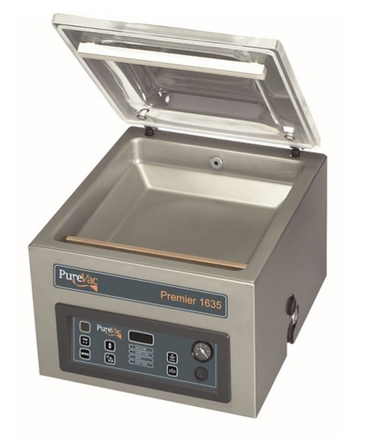 PureVac PREMIER1635 Vacuum Pack Machine