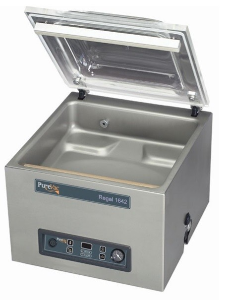 PureVac REGAL 1642 Vacuum Pack Machine
