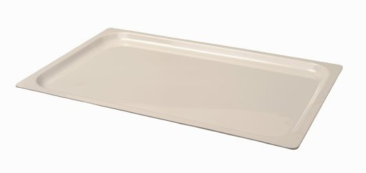 Image of Melamine Gastronorm Tray White 530 x 325mm