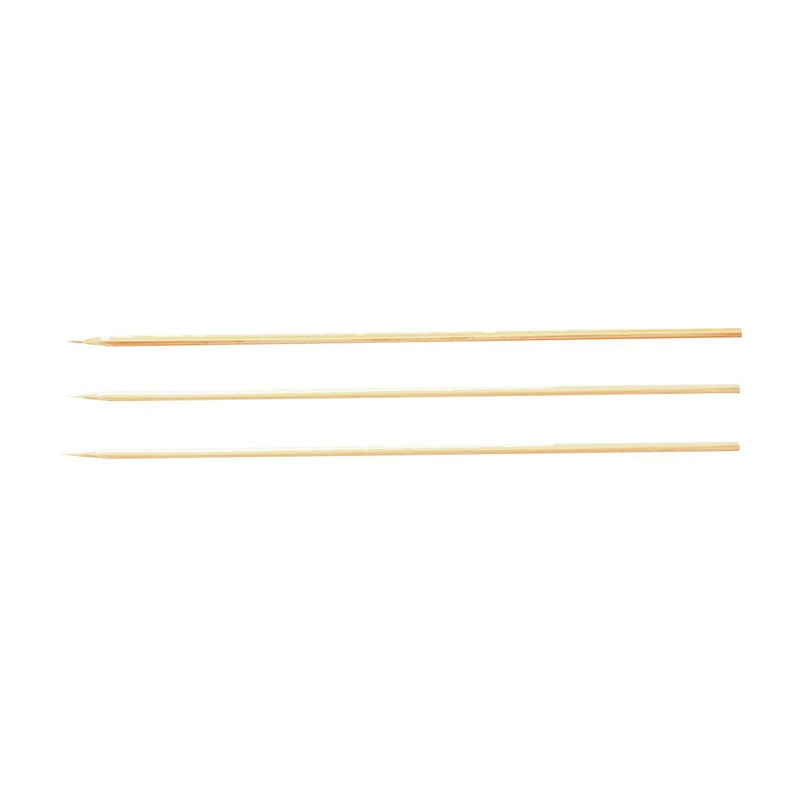 Image of Disposable Bamboo Skewer 200mm