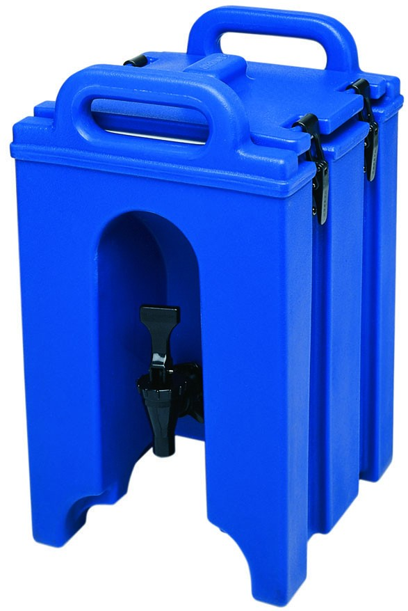 Image of Cambro Camtainer Insulated Container Slate Blue 5.7ltr (1)