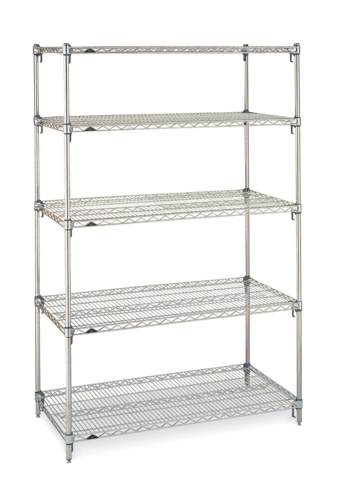 Metro Super Erecta 3 Shelving 5 Tier Wire Shelves