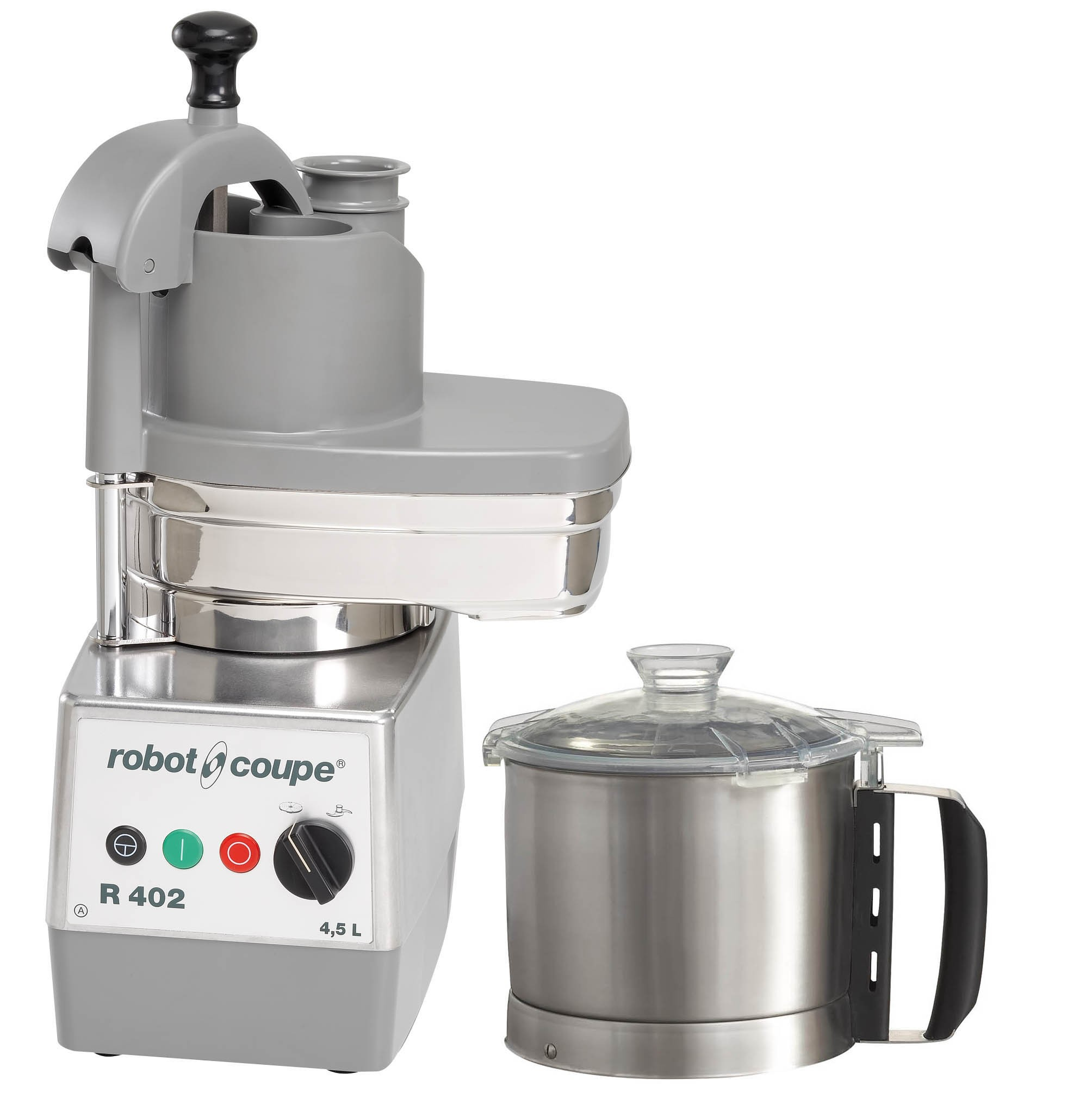 Image of Robot Coupe R402 Combination Food Processor S/S Bowl