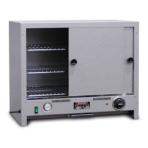 Image of Roband 83DT Pie Warmer Hammertone Finish Metal Doors