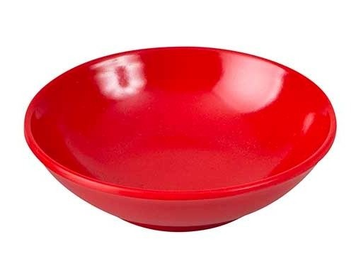Ryner Melamine Sauce Dish 70mm Red