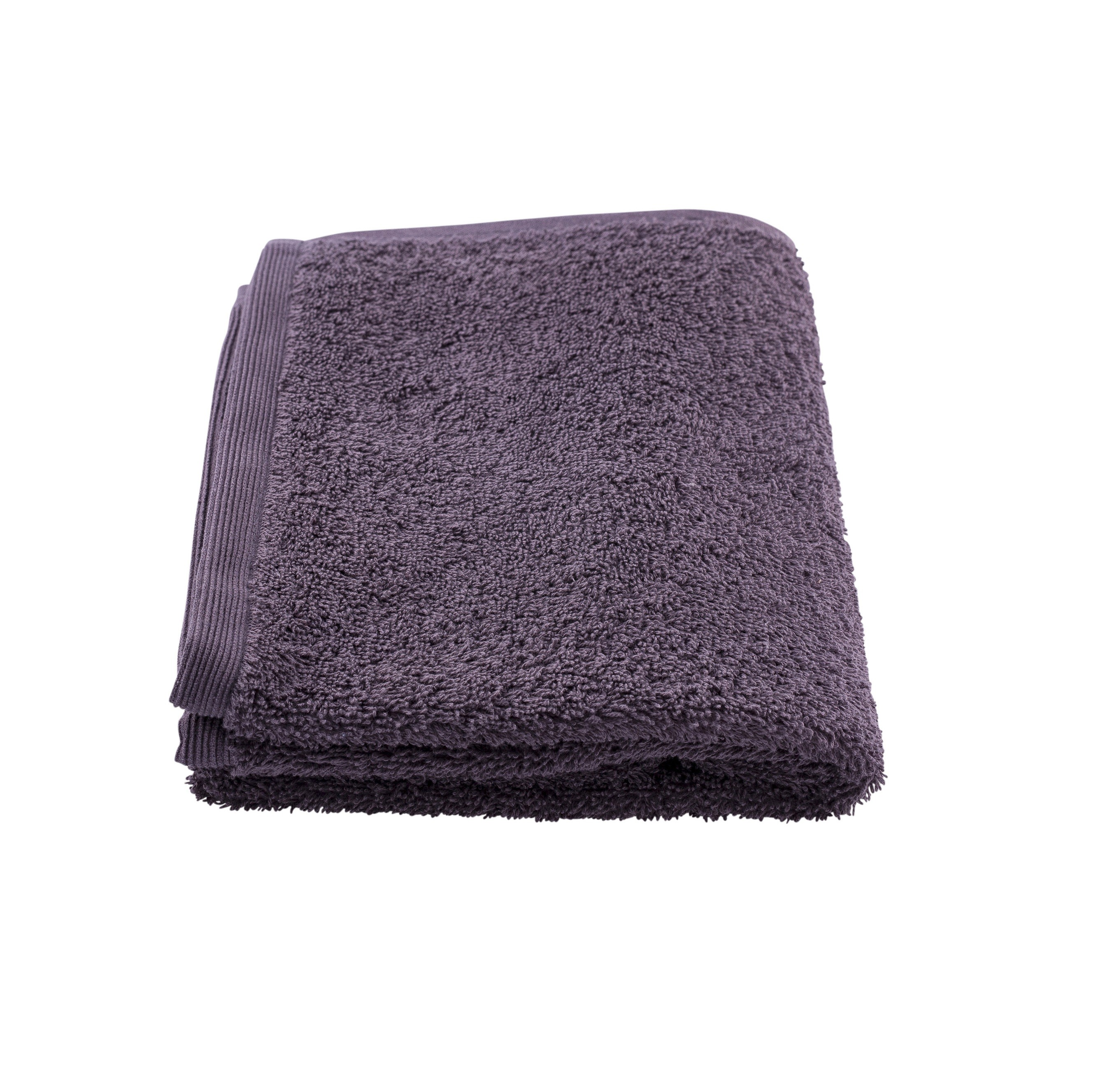 hand towel ultra charcoal