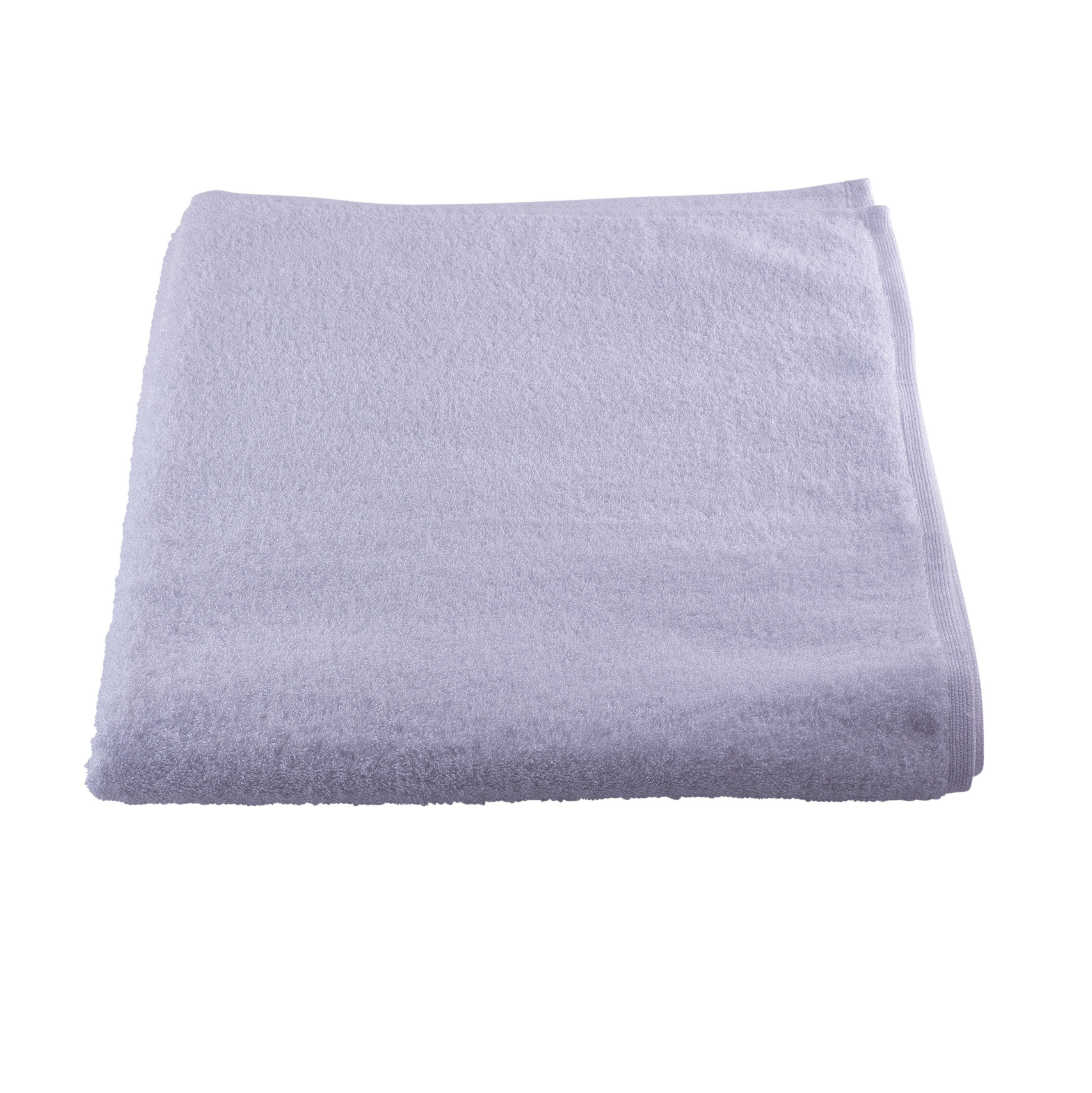 Bath Sheet Ultra White