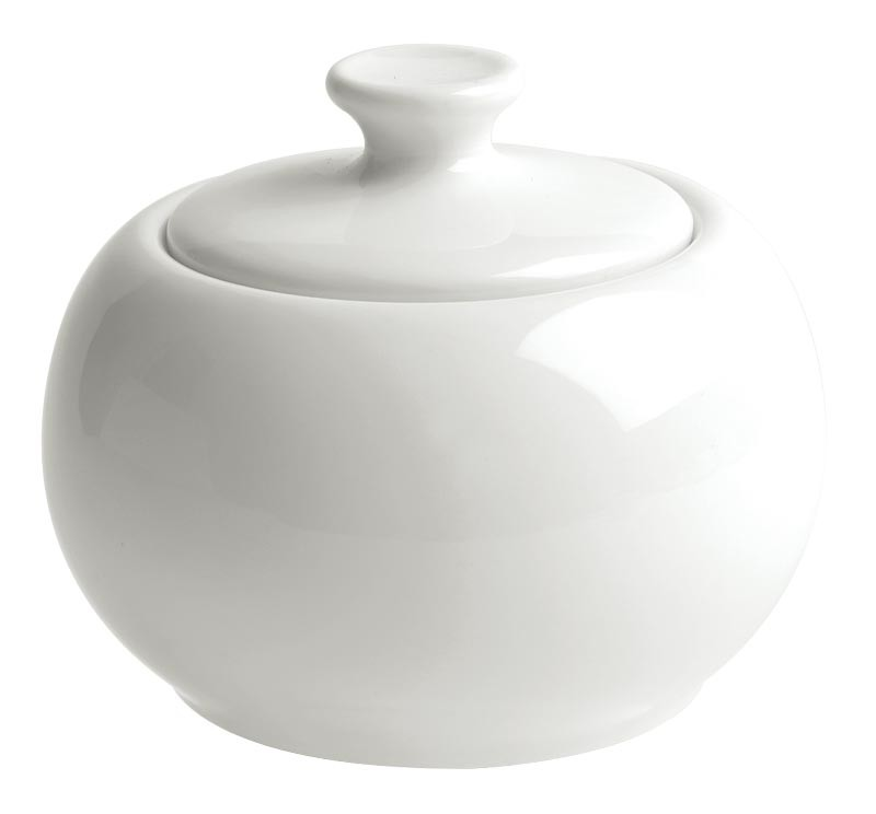 Image of AFC Bistro Sugar Bowl + Lid
