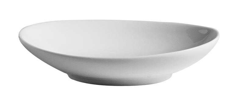 Image of AFC Xtras Oval Shallow Bowl 254mm