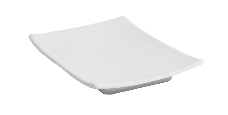 Image of AFC Xtras Rectangular Sushi Board 203mm