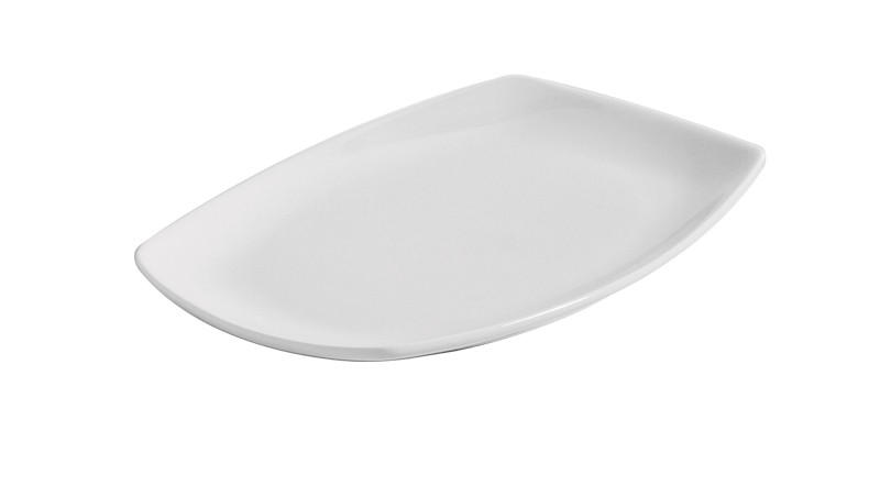 Image of AFC Xtras Cambered Dinner Plate 375mm