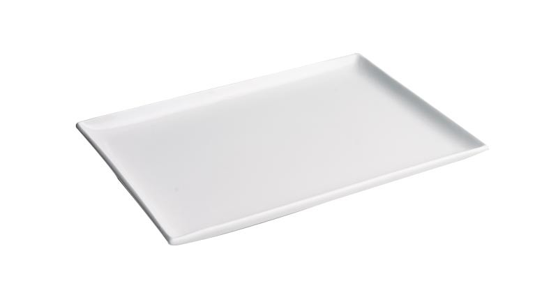 Image of AFC Xtras Flat Rectangular Platter 254 x 170mm