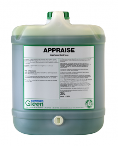 Appraise Unperfumed Hand Soap 20ltr