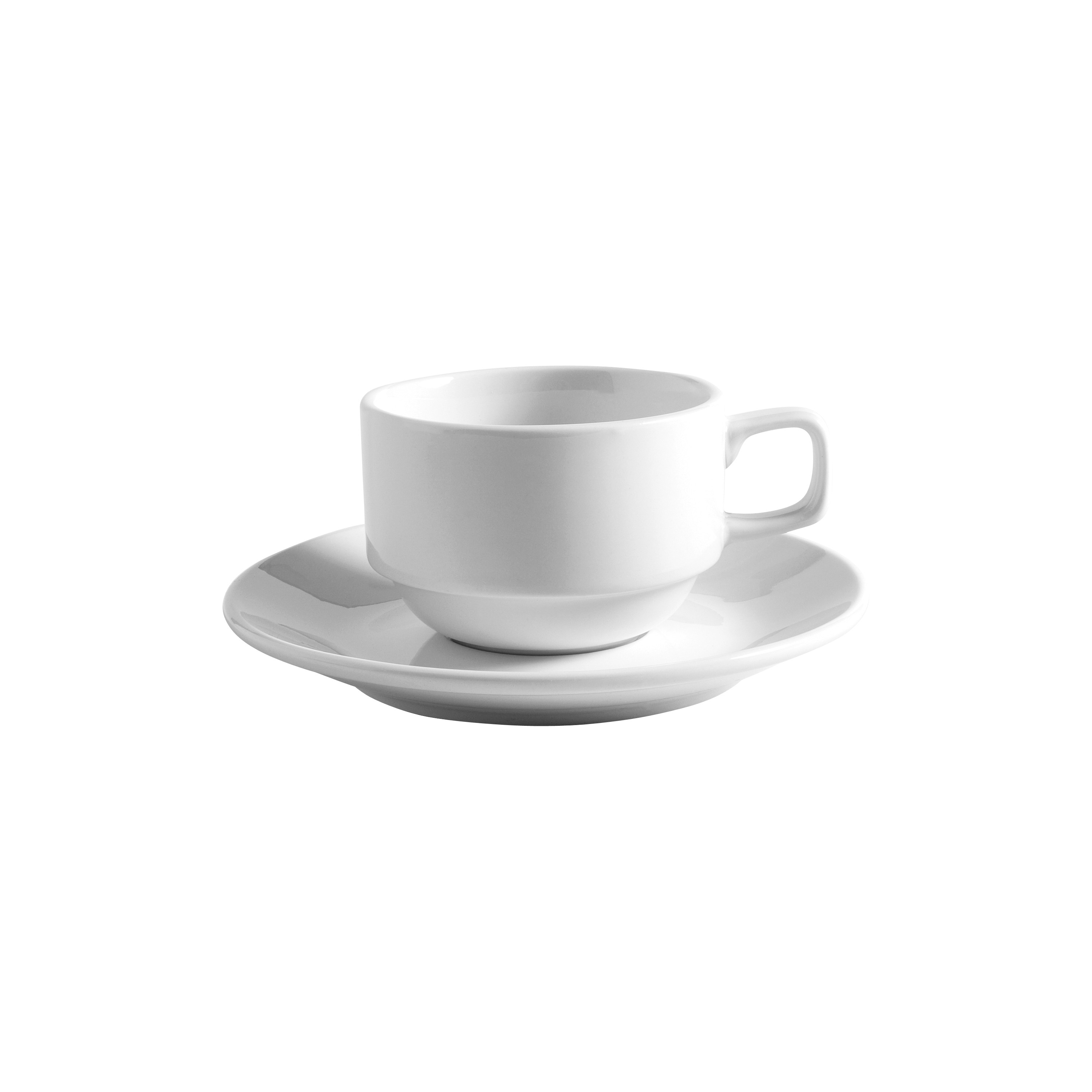 Bistro Stackable Teacup 200ml