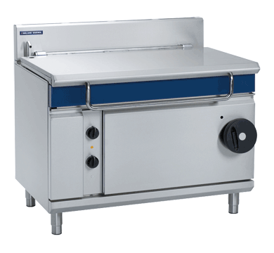 Image of Blue Seal E580-12E Bratt Pan With Electric Tilting