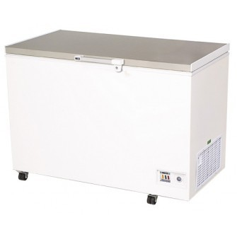 Bromic CF0300FTSS Chest Freezer S/S Flat Top 296ltr