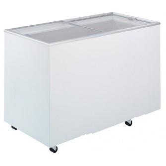Bromic CF0400FTFG Chest Freezer Flat Glass 401ltr