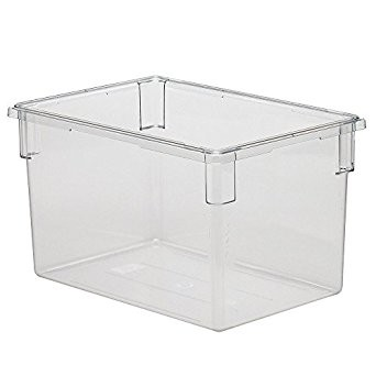 Cambro 182615CW Food Storage Box Polycarb 83.3ltr Clear (3)