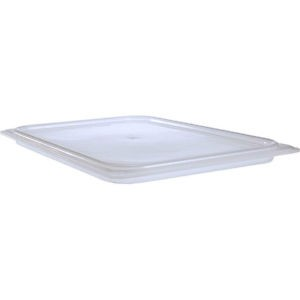 Cambro Food Pan Cover Seal White 1/2 Size