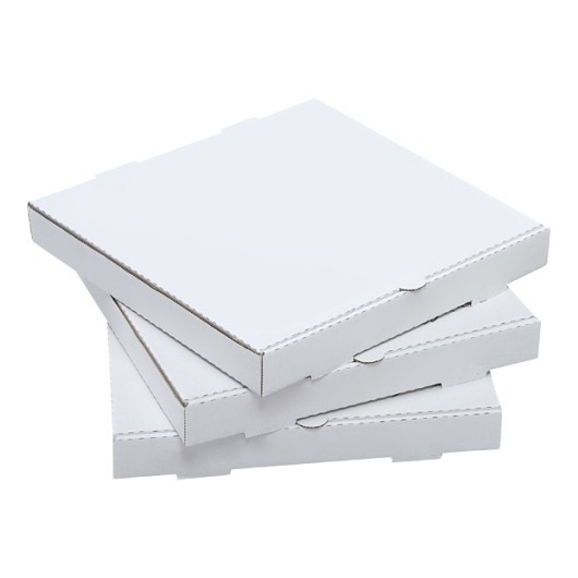 Capri C-PZ7013 Pizza Box 33cm White