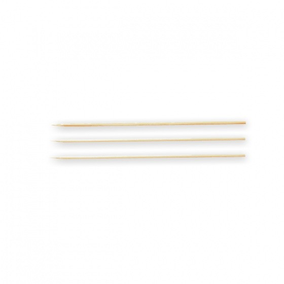 Disposable Bamboo Skewer 150mm 100/Pkt