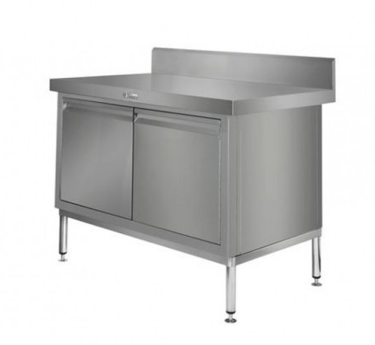 Simply Stainless 600 Series Door Panel Kit To Suit 1200mm Wet & Dry Bench