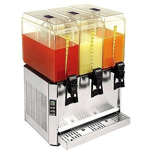 Promek Coolfresh VL-334 Cold Drink Dispenser 3 x 1